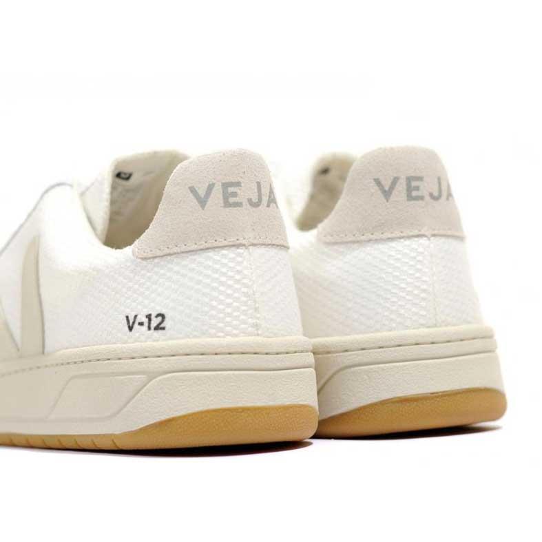 scarpa veja b mesh white natural