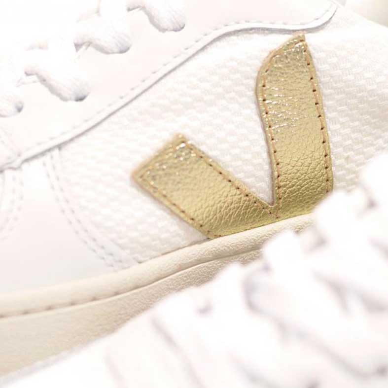 scarpa veja b mesh white gold