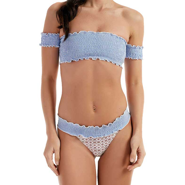 Bikini F**K Top Fascia Slip Fianco