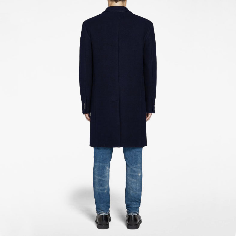 Cappotto Dondup Blu