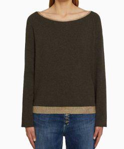 maglia dondup lana e cachemire