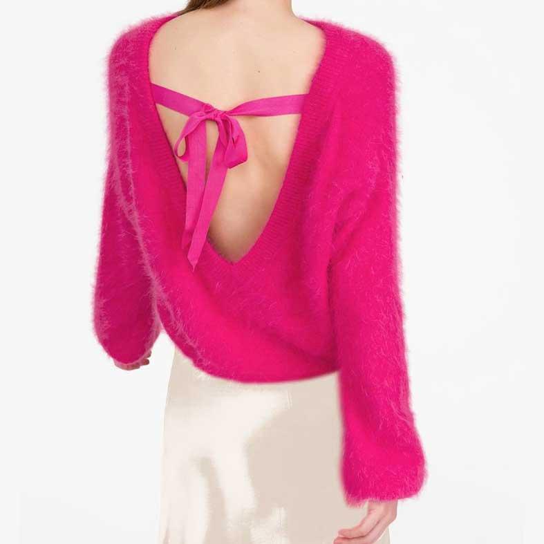 maglia clarinda semicouture