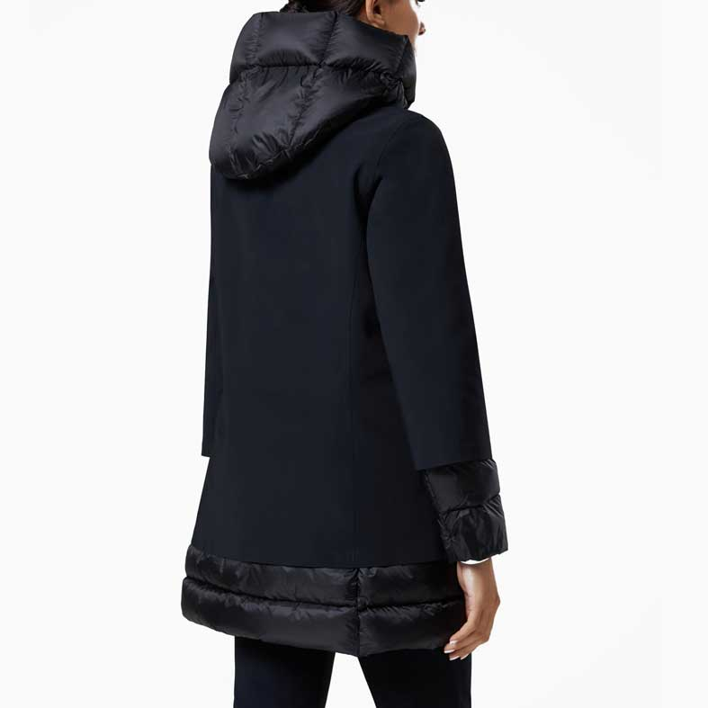 giubbotto rrd down under parka lady