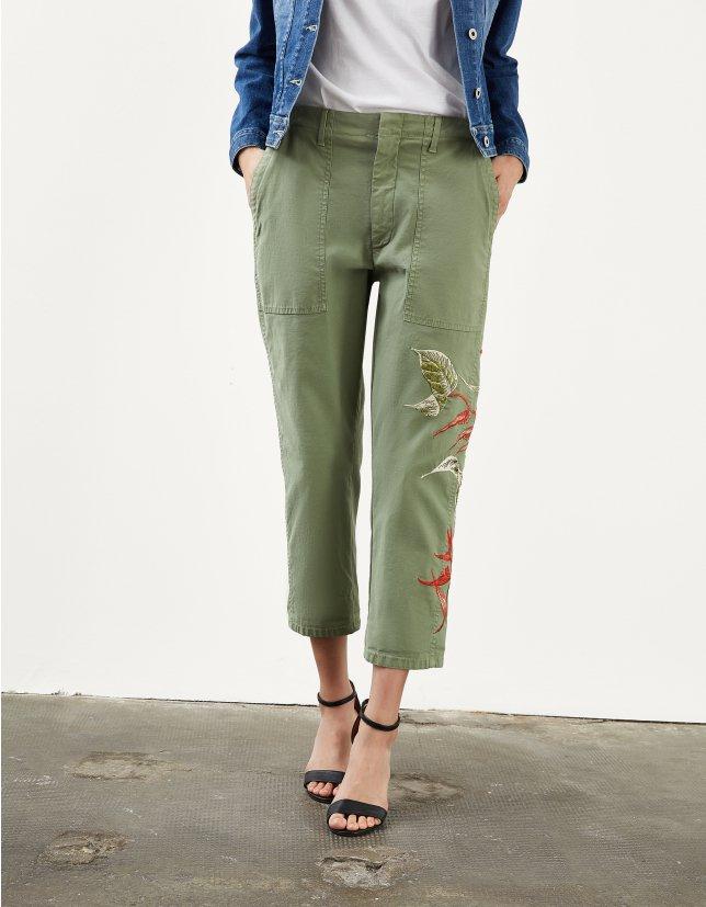 Pantaloni Dondup chino Dylan