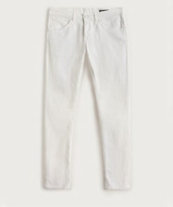 jeans dondup geprge bianco