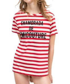T-shirt Semicouture Petula