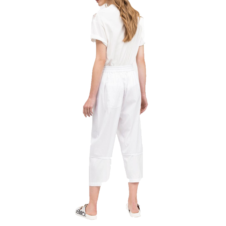 """Pantalone Semicouture """"Anmarie"""" in popeline"""