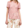 Blusa Semicouture Virginie in pizzo