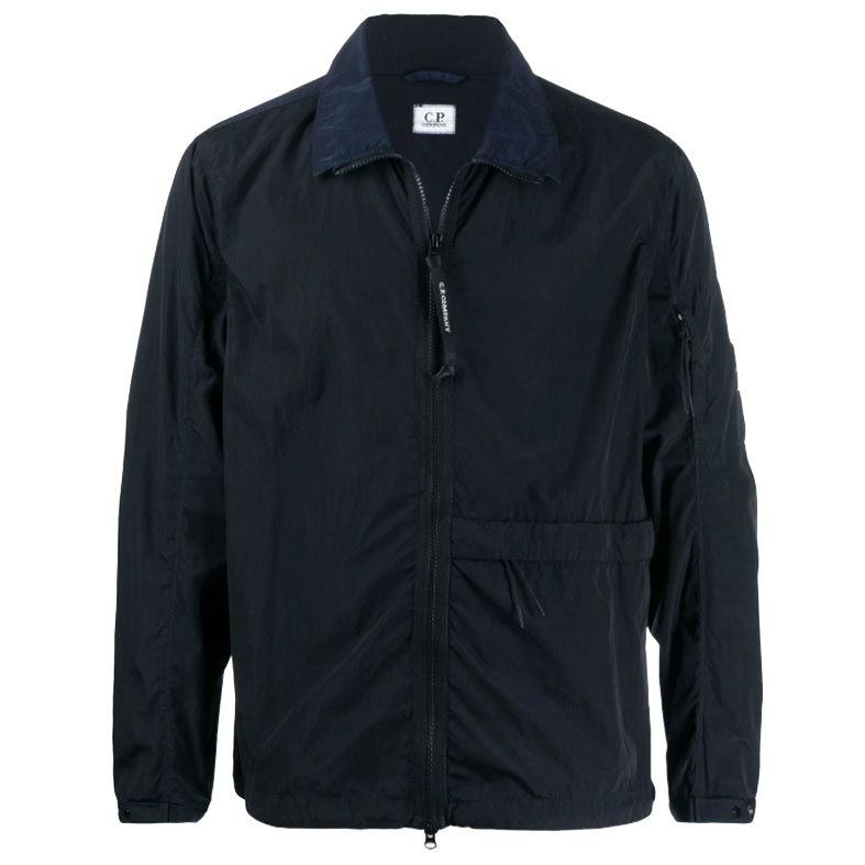 giubbotto cp company outwear blu