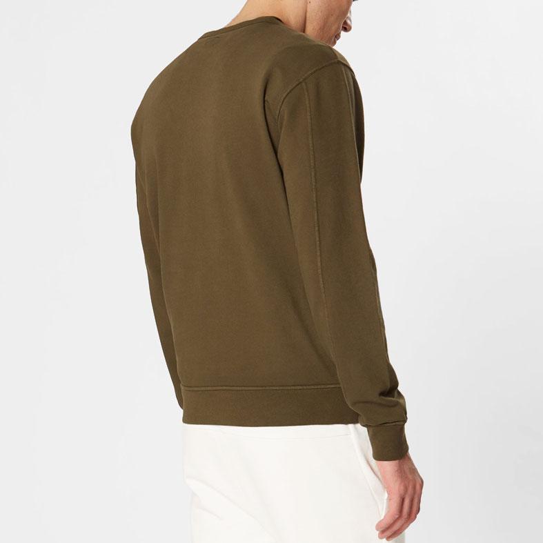 maglia cp company verde