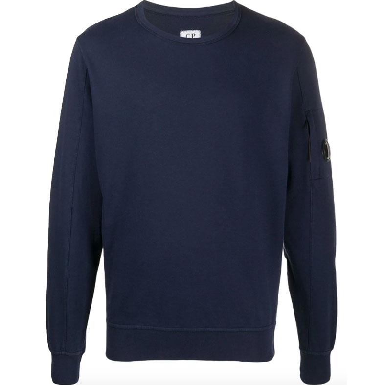 maglia cp company blu