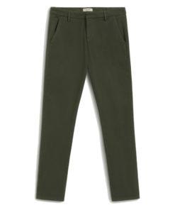 Pantalone Gaubert Dondup Verde