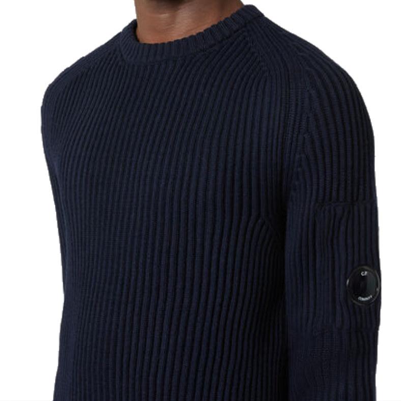 maglia cp company blu coste