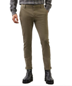 Pantalone Gaubert Dondup tortora
