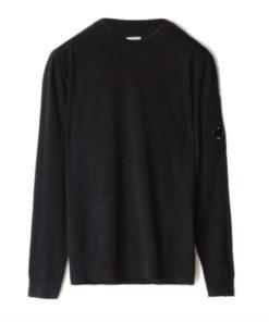 maglia cp company nera