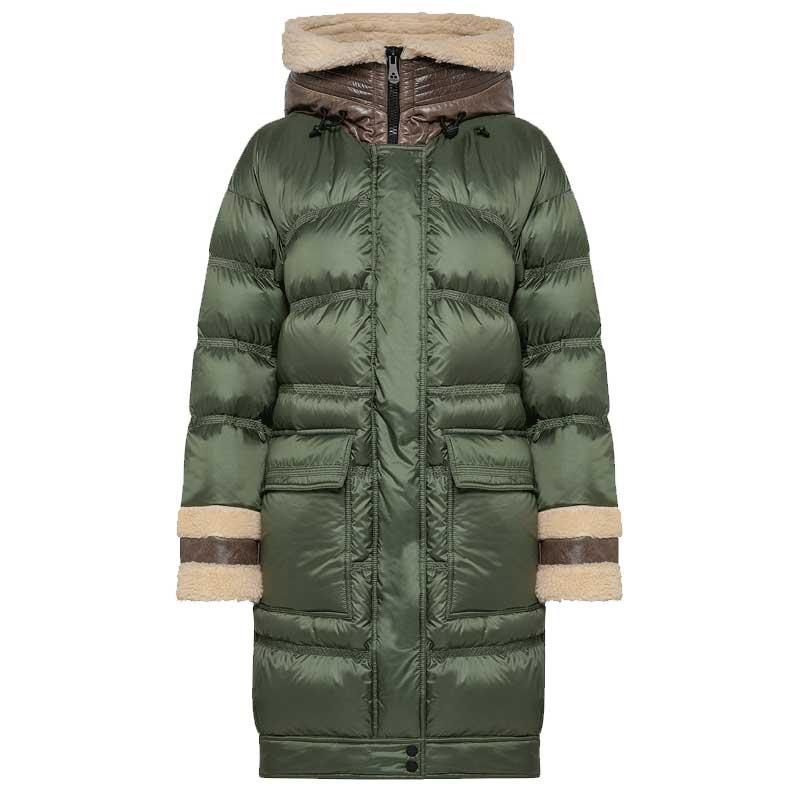 Piumino Peuterey Kunto MQ Eco Fur