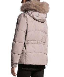 Piumino Peuterey Mils MX 01 Fur