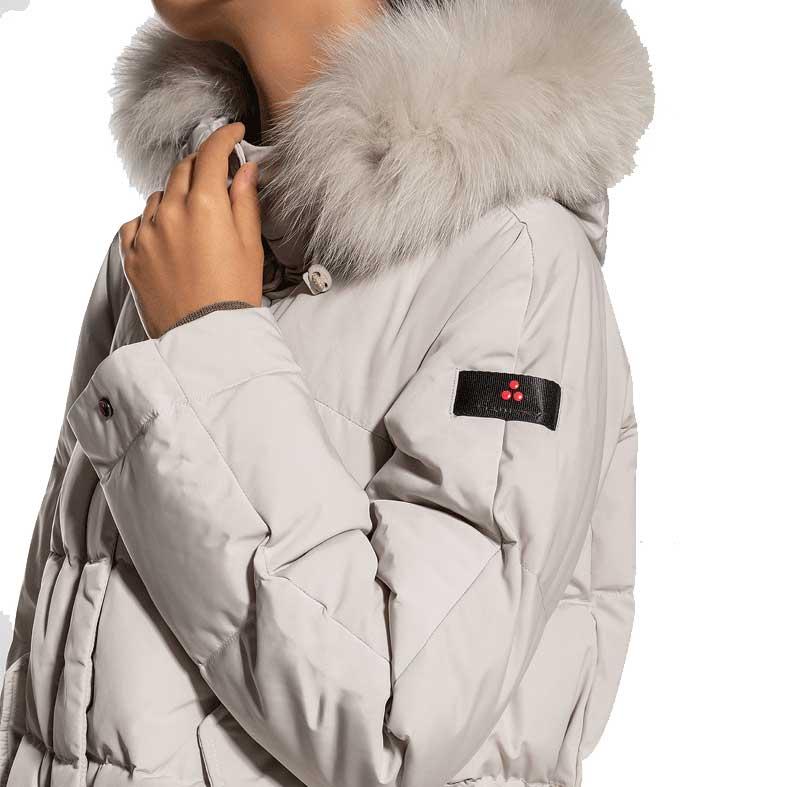Piumino Peutery Olong Mx 01 Fur