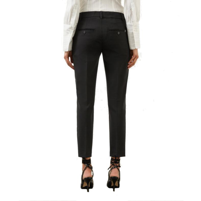 Pantalone Dondup Perfect in tela di lana