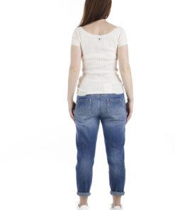 Jeans Dondup Zoe con ricamo
