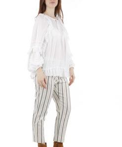 Pantalone Dondup Ariel a righe