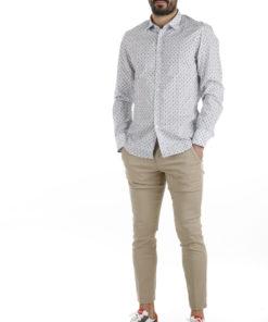 Pantalone Alfredo Beige