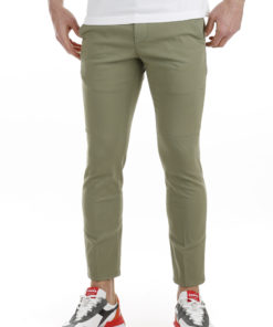 Pantalone Alfredo Verde