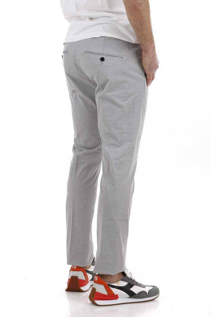 Pantalone Gaubert grigio