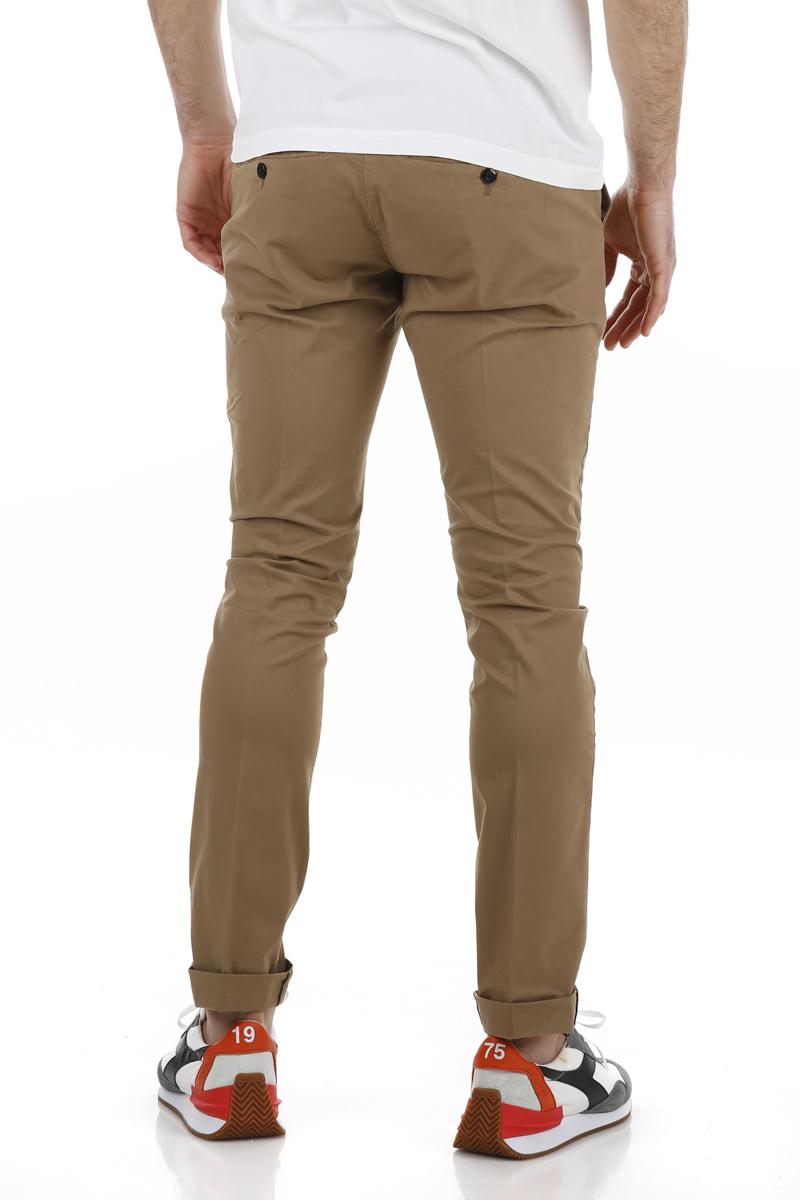 Pantalone Gaubert beige scuro