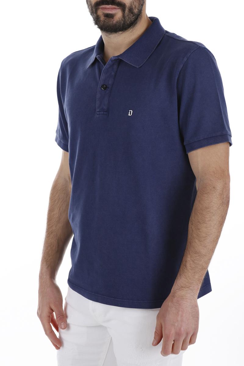 Polo Dondup Blu