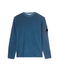 maglia cp company azzurra
