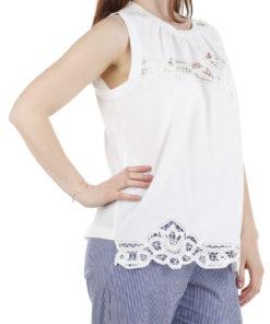 T-shirt Romance Semicouture