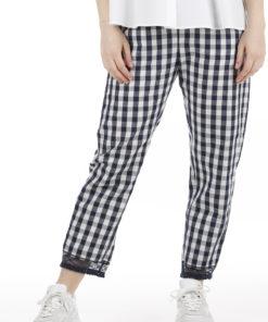Pantalone Buddy Semicouture Vichy