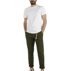 Pantaloni White Sand verde