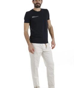 Pantaloni White Sand gesso