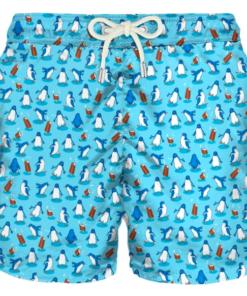 Costume Mc2 pinguini
