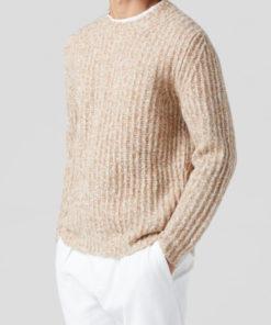 maglia dondup beige